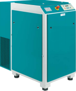 Compressori aria a vite lubrificata